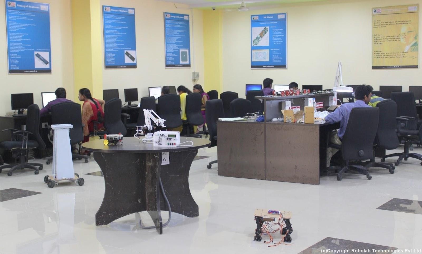 Marri Laxman Reddy Institute of Technology, Hyderabad Robolab (13).jpg
