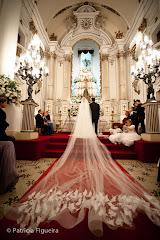 Foto 0923. Marcadores: 03/09/2011, Casamento Monica e Rafael, Glorinha Pires Rebelo, Rio de Janeiro, Veu