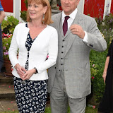 OIC - ENTSIMAGES.COM - SAMANTHA BOND and HUGH BONNEVILLE at the  Official Reception at US Ambassador's Regents Park Residence  for Special Olympics GB's World Games team London  20th July 2015 Photo Mobis Photos/OIC 0203 174 1069