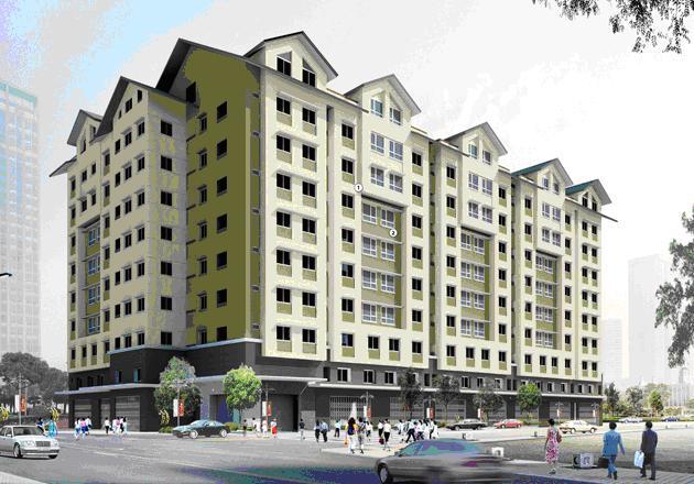Căn hộ chung cư giá rẻ 590 triệu/ căn NAM LONG