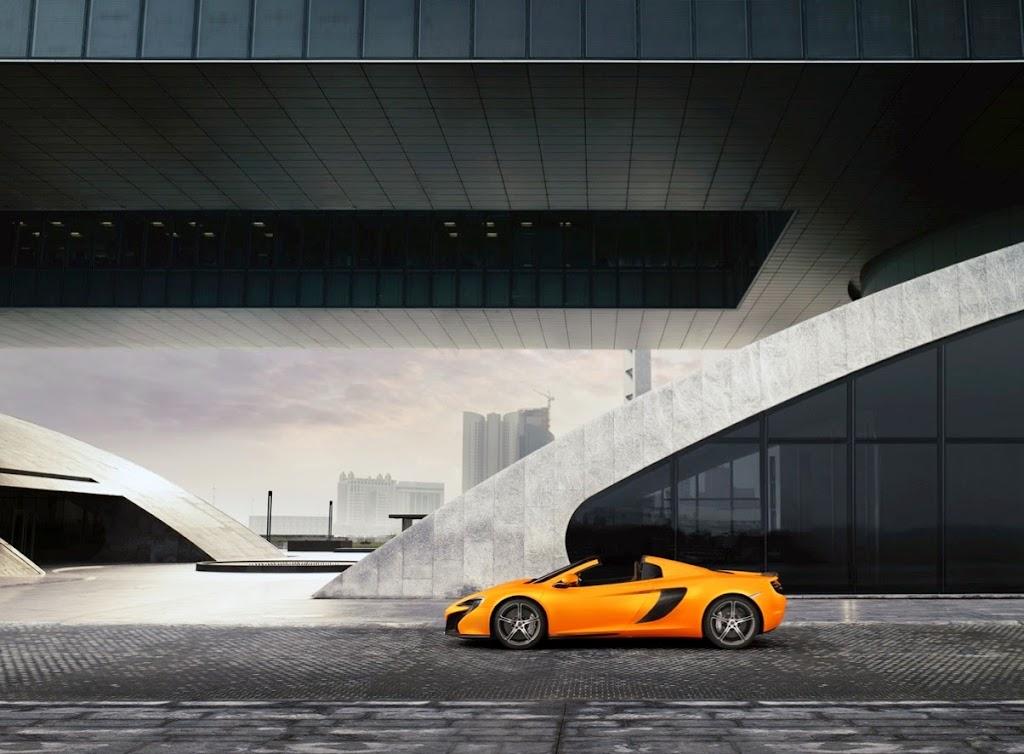 McLaren 650S Spider 5