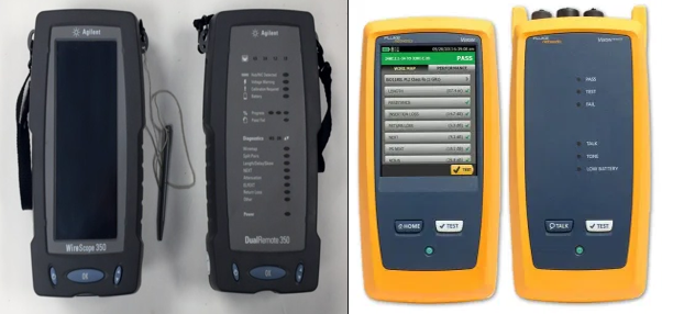 Jasa Commissioning dan Testing Kabel Fiber Optic, LAN, UTP, Tembaga Lengkap