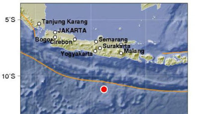 Akibat Gempa Semalam Dua Orang Meninggal