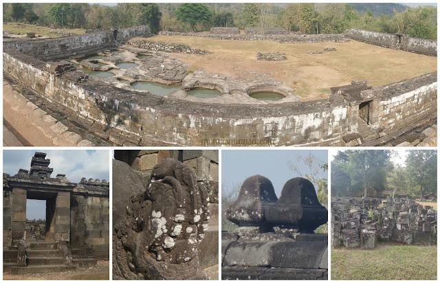 Candi Ratu Boko Prambanan