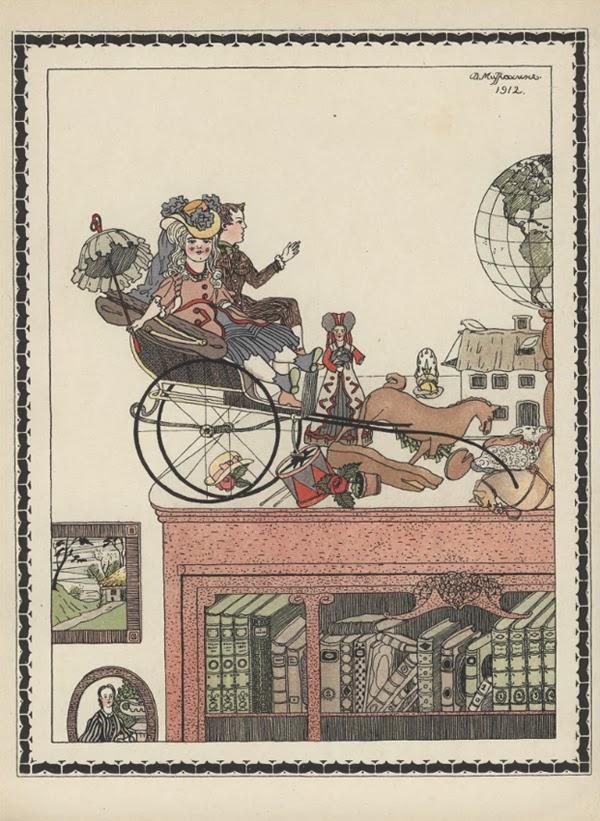 детская литература, иллюстрации, книга, музей детства, XX век