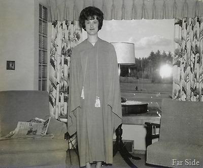 1963 Jan Graduation from High School