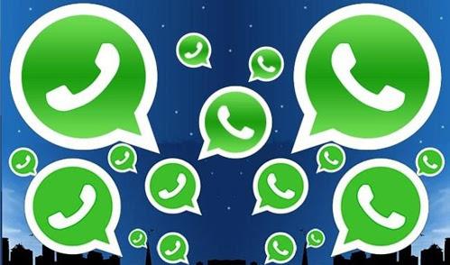 Whatsapp konuşmaları.