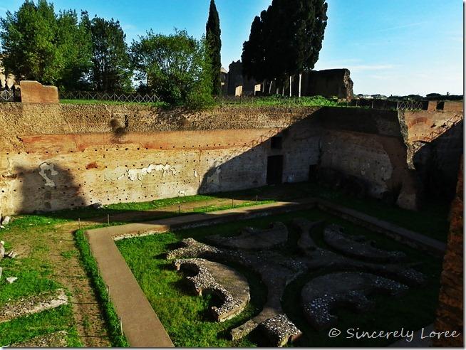 Domus Augustana, Palatine Hill, Rome