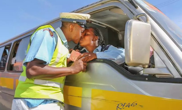 Every Matatu stage will have a police officer,Here is their job according to matiangi