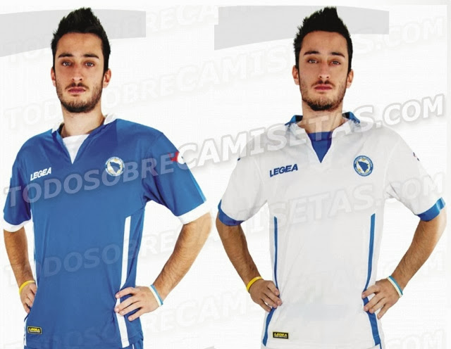 Bosnia Herzegovina Kits 2014 World Cup