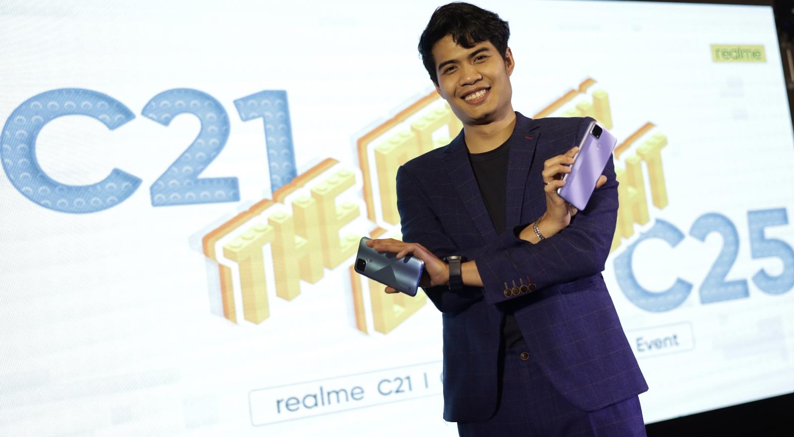 realme เปิดตัว realme C21 และ realme C25 ตัวจริงเรื่องคุณภาพ พร้อมการันตีมาตรฐานการรับรองระดับโลกจาก TÜV Rheinland Smartphone High Reliability