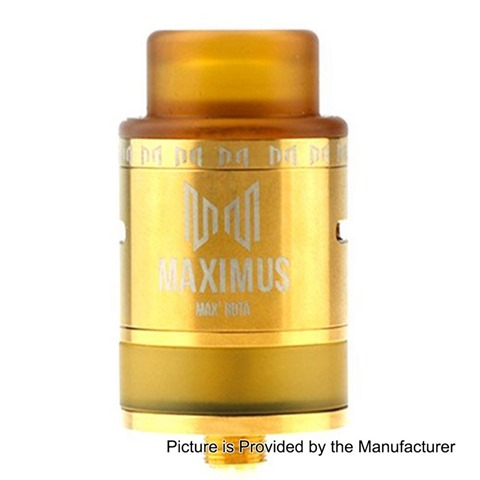 authentic-oumier-maximus-max-rdta-rebuildable-dripping-tank-atomizer-gold-stainless-steel-3ml-24mm-diameter
