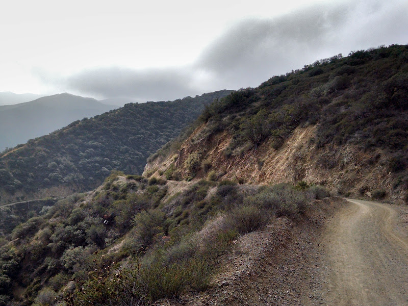 Santa Ana Mountains Traverse • Skyline Drive