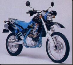 Kawasaki KLX650 93