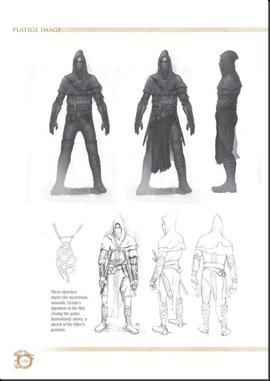 The Witcher (1) _ Artbook_816932-0159