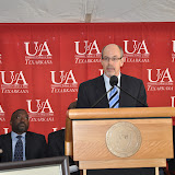 UACCH-Texarkana Creation Ceremony & Steel Signing - DSC_0189.JPG