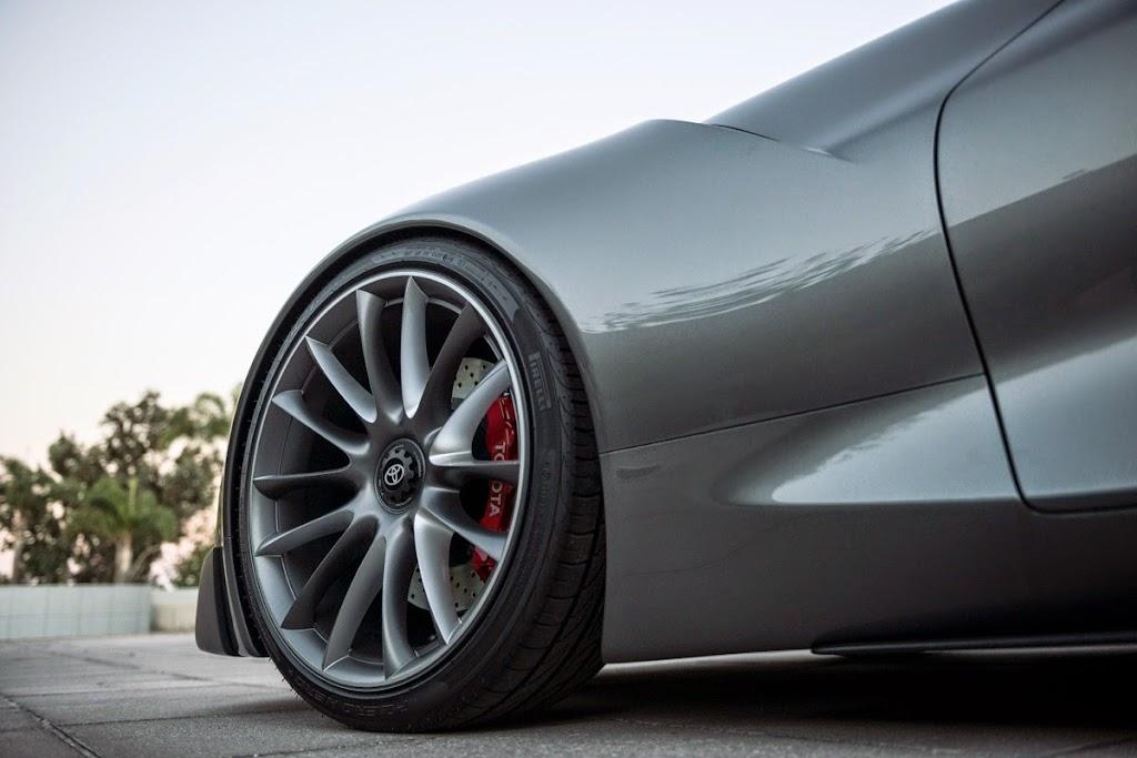 Toyota FT1 Concept New Supra Pebble Beach Monterey004