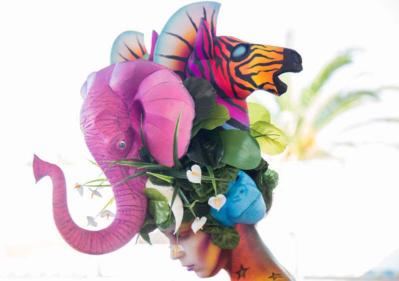 IMG_4905 Color Sea Festival 2018 - Bodypainting a Fano