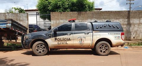 URGENTE: Polícia prende suspeito de assassinato do empresário Geovane e de sua esposa.