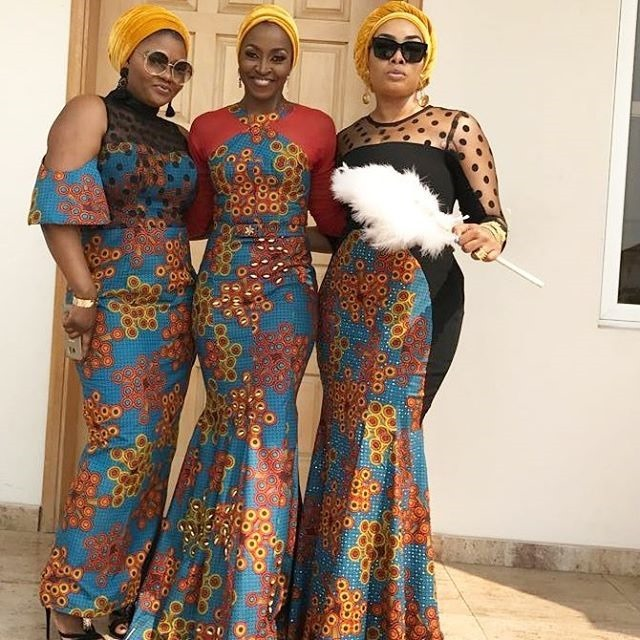 50 Of The Latest Long Ankara Dress Styles In 2017 Pictures Of Long