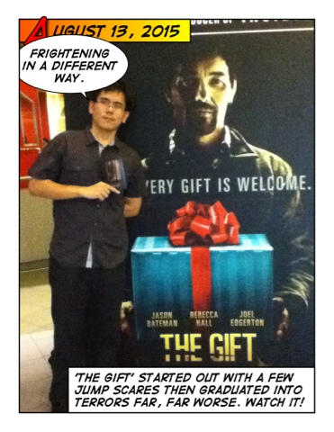 Ben Dares All: Movie Review - The Gift