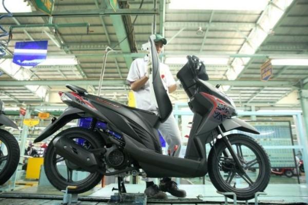 Honda Vario 110 Resmi Stop Produksi