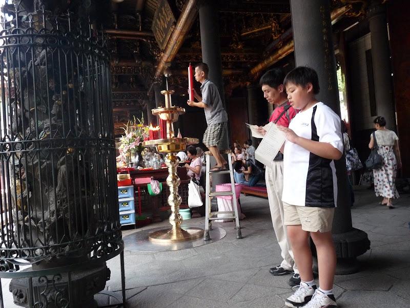 TAIWAN Taipei autour de Longshan Temple - P1120501.JPG