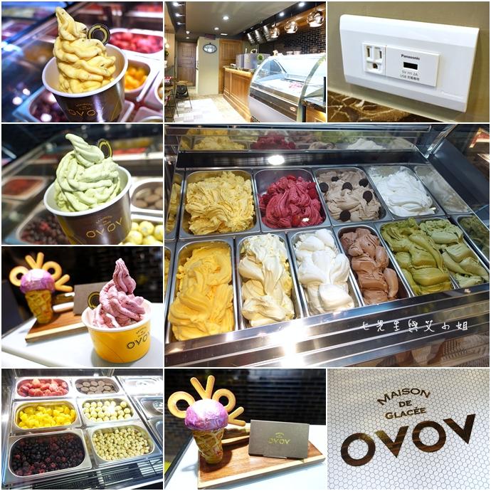 0 OVOV 義式手工水果冰淇淋