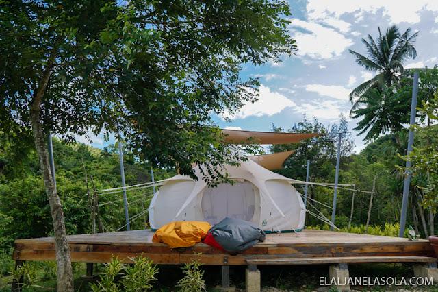 Cebu | EZCamp, Naga