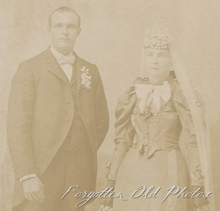 Wedding photo New Paynesville from Parkers Prairie