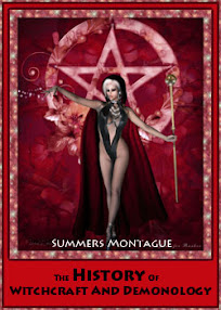 Cover of Summers Montague's Book The History Of Witchcraft And Demonology