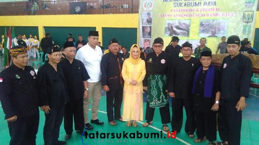 Dewi Asmara Dorong Perda Kebudayaan Sukabumi