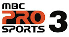 MBC PRO SPORTS 3 LIVE STREAMING