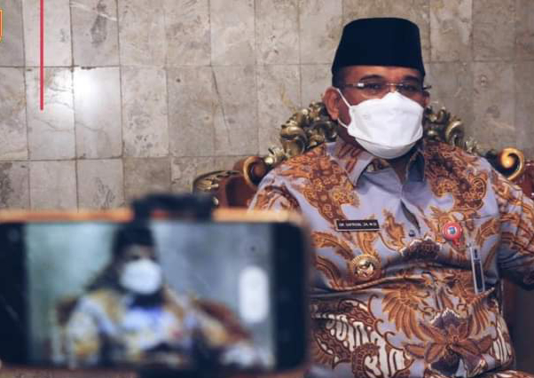 Launching MTQ, Pj Gubernur Ingin Generasi Muda Cintai Alquran