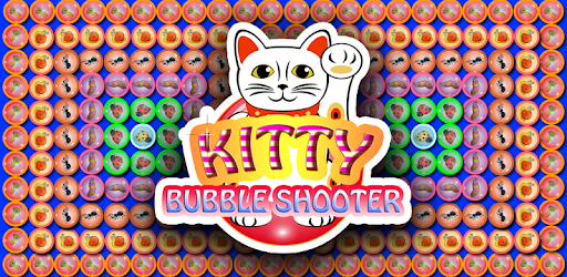 Kitty Bubble Shooter for Kids for PC