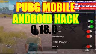 PUBG MOBILE v1.8.0 Free Android Hack | Antiban Safe Hack