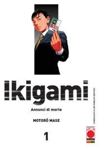 Ikigami (manga)