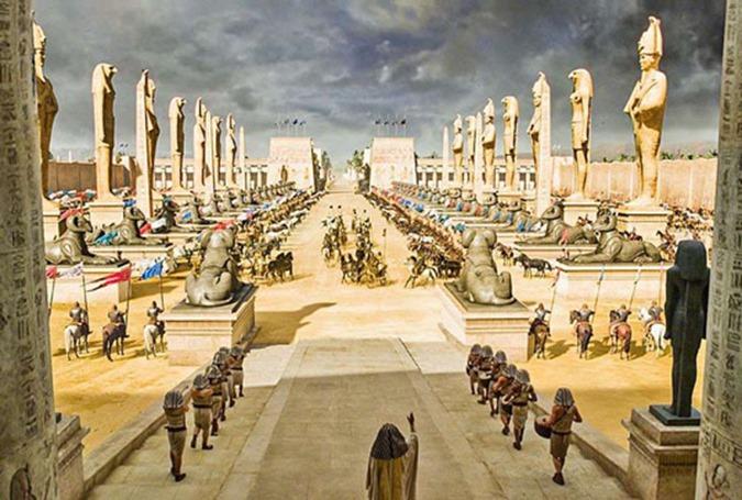 Quem eram os deuses antigos da raça humana 03