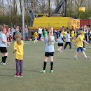Schoolkorfbal 19 april 2013