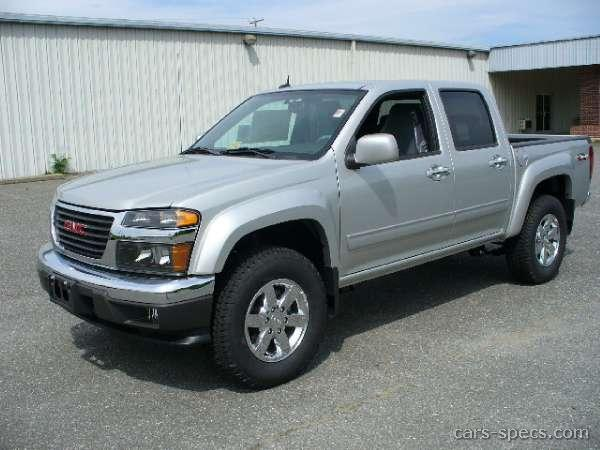 2009 gmc canyon crew cab specifications pictures prices. Black Bedroom Furniture Sets. Home Design Ideas