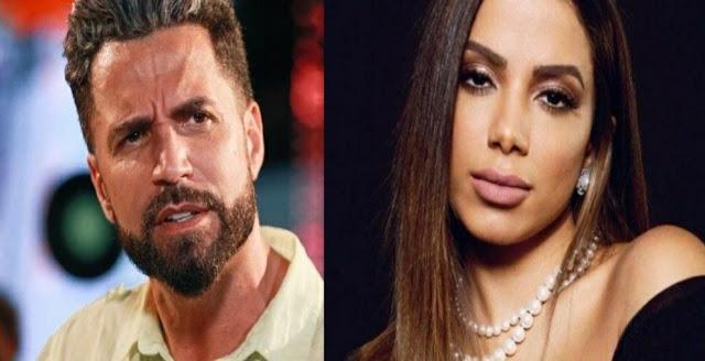 Cantor Latino quebra o silêncio e detona Anitta