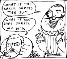 funny galileo comic