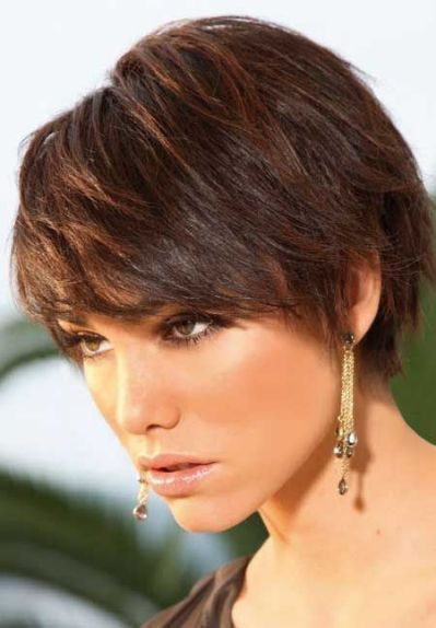 HOW TO STYLE SHORT HAIR FOR WOMEN 2