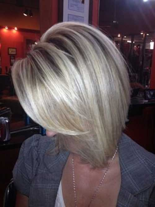 Highlighted Bob Hairstyles For 2016