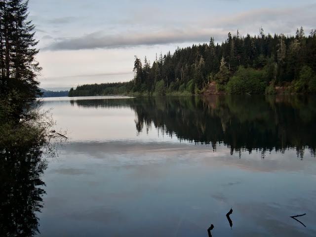 May 2014 Wynoochee Lake Camp/Canoe - CIMG5220.JPG