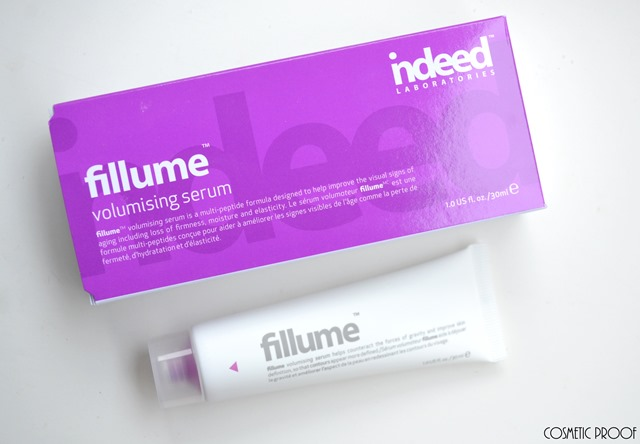 Indeed Labs Fillume Volumizing Serum Review