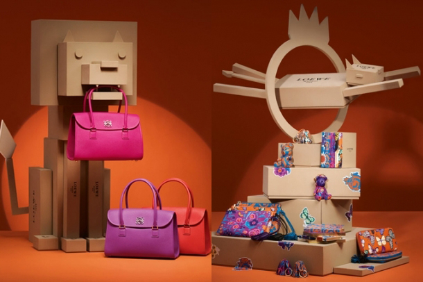 Loewe 'Magical Christmas' 2011 Collection