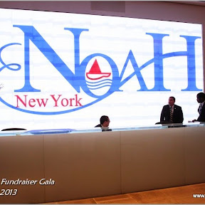 NOAH Fundraiser Gala- May 2013