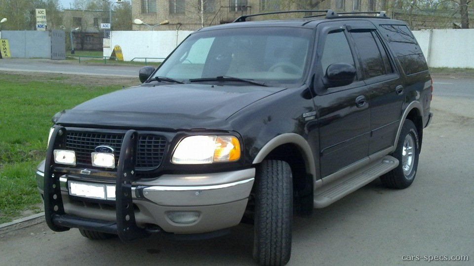 Ford Expedition Xlt Dr Suv  L V  Speed Automatic