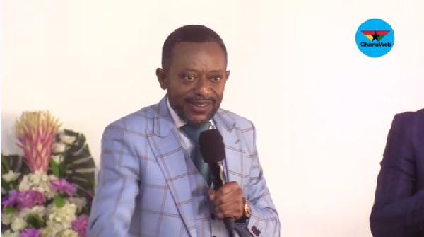 Rev. Owusu Bempah Arrested